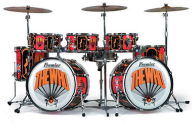 Buy a Keith Moon drum kit