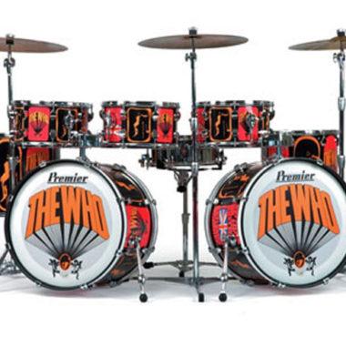 Buy a Keith Moon drum kit