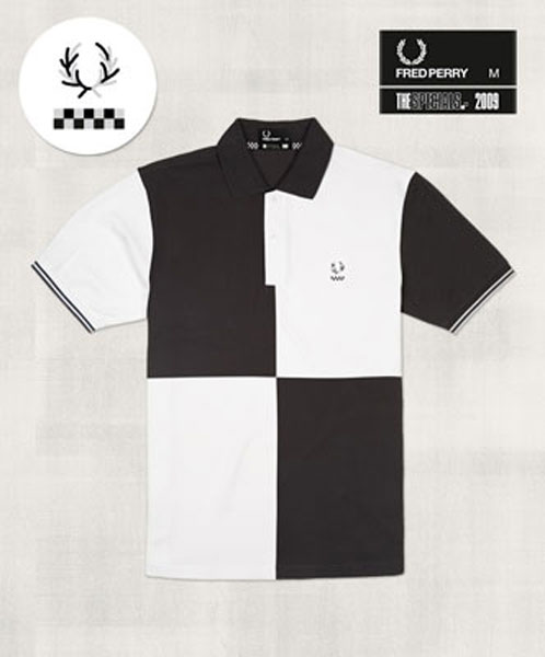 Fred Perry / The Specials shirt range