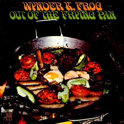 Wynder K. Frog
