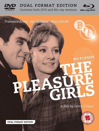 Film review: The Pleasure Girls (1965)