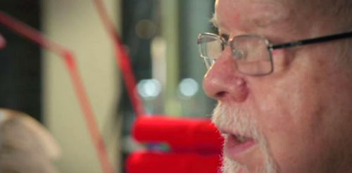 Video: Sir Peter Blake interviewed