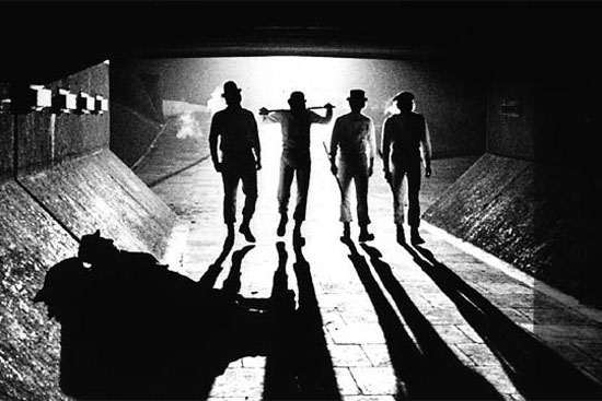A Clockwork Orange at Brunel University