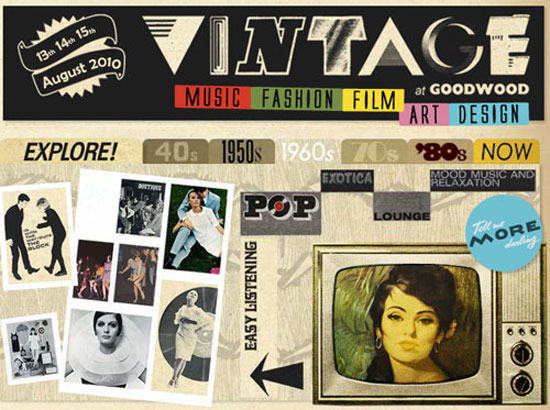 Vintage at Goodwood
