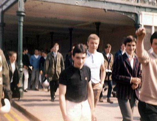 London Boys (mods and casuals) by Gavin Henderson