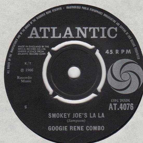 Smokie Joe's La La – Googie Rene Combo (Atlantic)