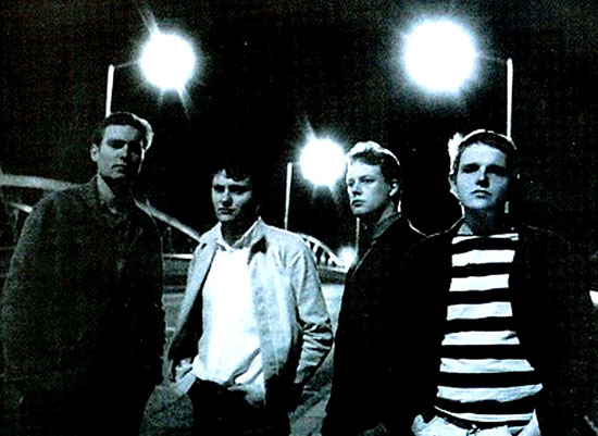 The Prisoners and the Direct Hits (Rotherham '85) by Mark Ellis