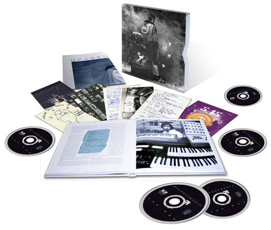 Quadrophenia Director's Cut box set by The Who