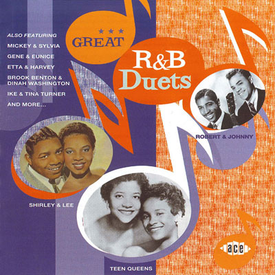 Various Artists - Great R&B Duets (Ace)