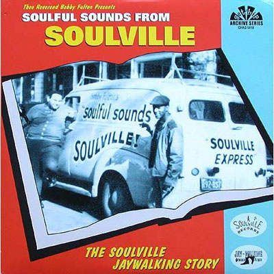 Various Artists - Soulful Sounds From Soulville (Get Hip)
