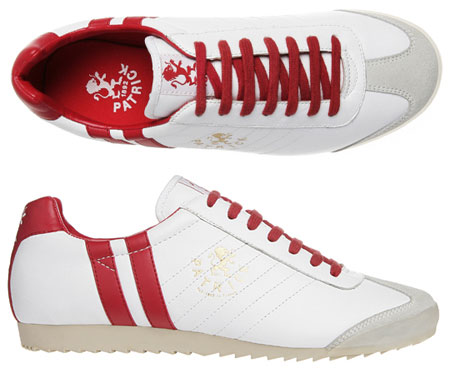 Five of the best: 1960s-style trainers