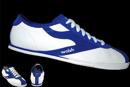 Walsh Bazley trainers