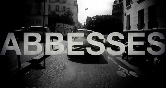 New video: DC Fontana – Abbesses