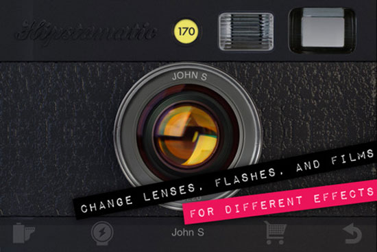 Five of the best: Vintage Camera Apps for the Apple iPhone