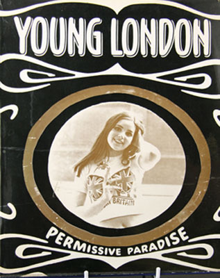 Young London: Permissive Paradise by Frank Habicht