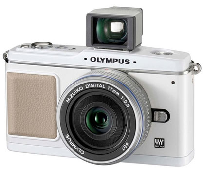 Olympus Pen E-P1 micro four thirds camera
