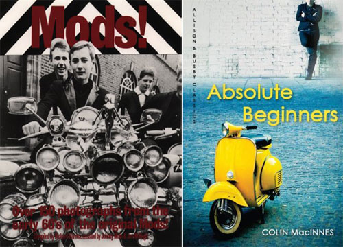 Feature: Five must-buy books on mod