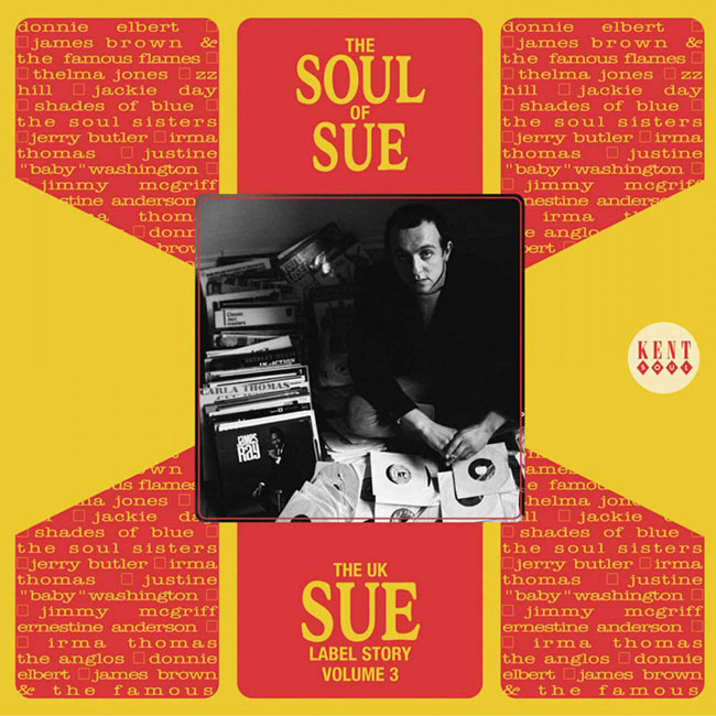 Reds and Yellows - the importance of Sue Records