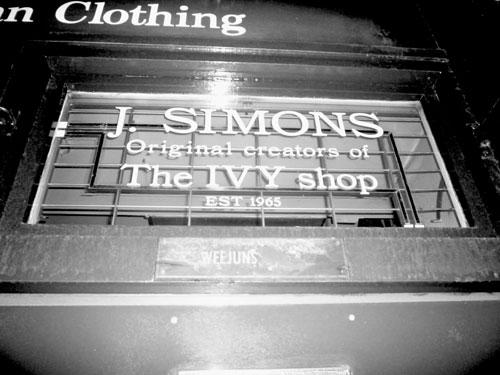 J. Simons