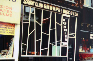 Sinking back into the past with Liverpool's Sink Club