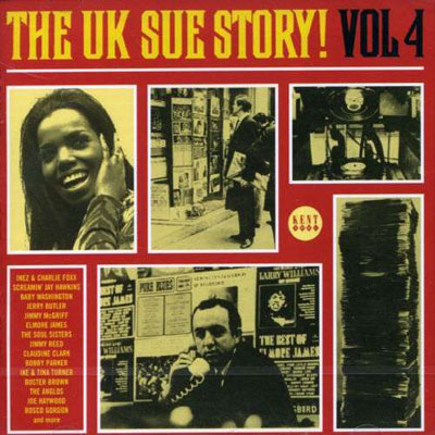 Interview: Tony Rounce talks Sue Records