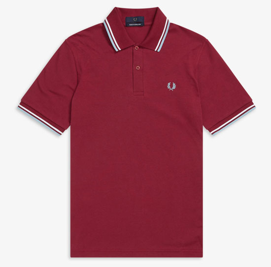 4. Fred Perry