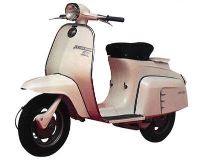 Lambetta scooter
