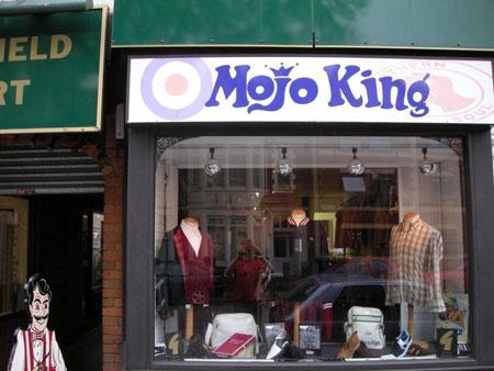 Mojo King