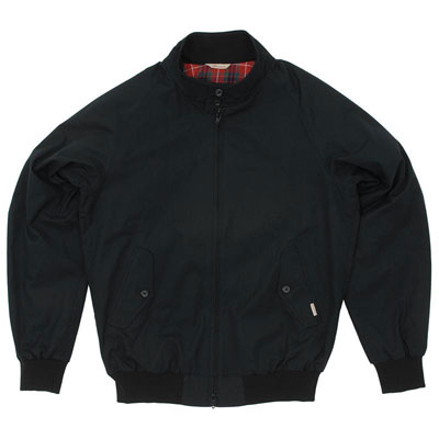 Baracuta G9 Slim Fit Harrington Jacket