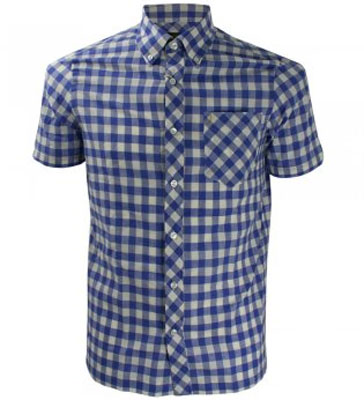 Modern Classic by Ben Sherman Gingham Limited Edition Shirt