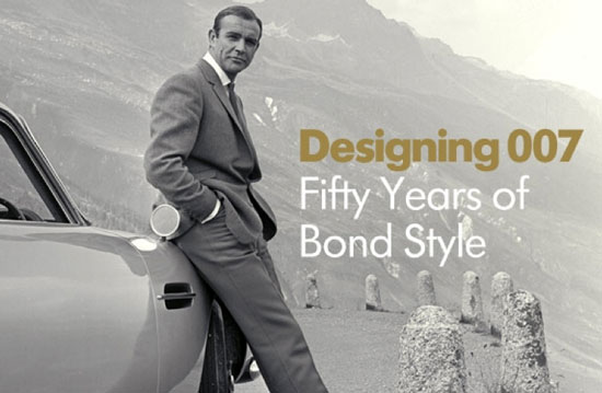 Designing 007: 50 Years of Bond Style at the Barbican