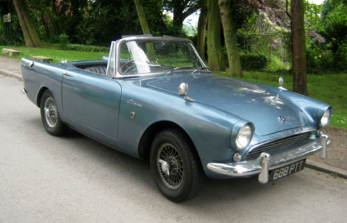 Sunbeam Alpine Series III GT