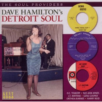 Various Artists – Dave Hamilton's Detroit Soul (Kent)
