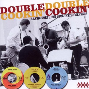 Various Artists – Double Cookin' (Kent)