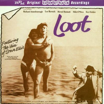 Keith Mansfield and Steve Ellis - Loot soundtrack