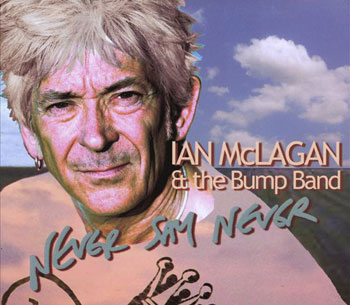 Ian McLagan's latest album