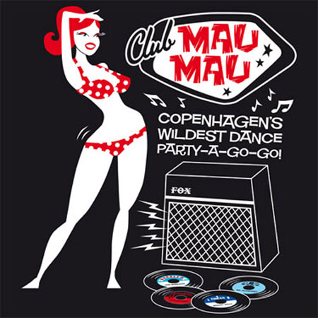 Feature: Club Mau Mau (Copenhagen)