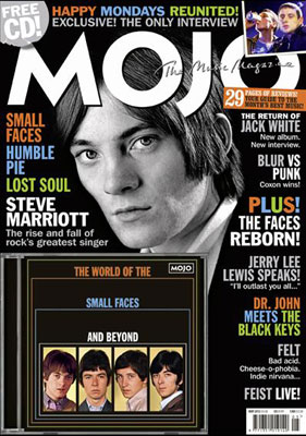 New Mojo magazines features the Small Faces