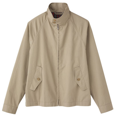 Muji does a budget Harrington jacket