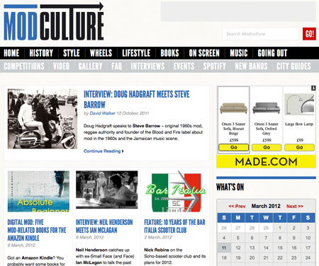 The new Modculture site is now live