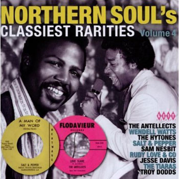 Various Artists - Northern Soul's Classiest Rarities Volume 4