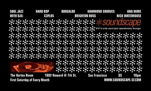 Feature: Soundscape Club (San Francisco)