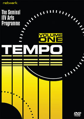 Tempo – ITV's 1960s arts show gets a DVD reissue from Network