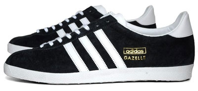 info for 3edd0 4c01b Adidas Gazelle OG trainers