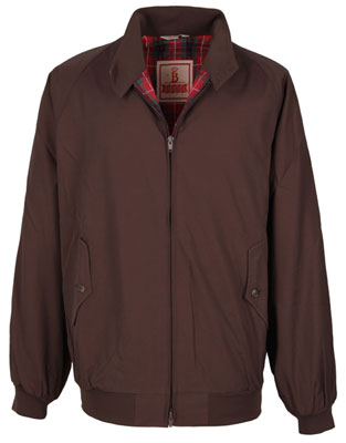 Baracuta Harrington jacket