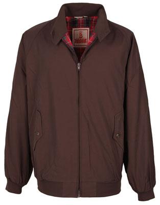 Baracuta Harrington jacket