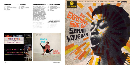 Jazz Covers by Joaquim Paulo and Julius Wiedemann