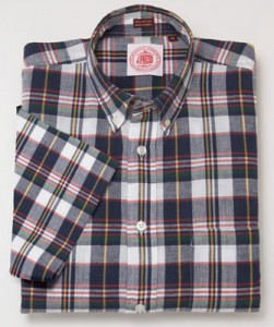 J. Press button-down shirt