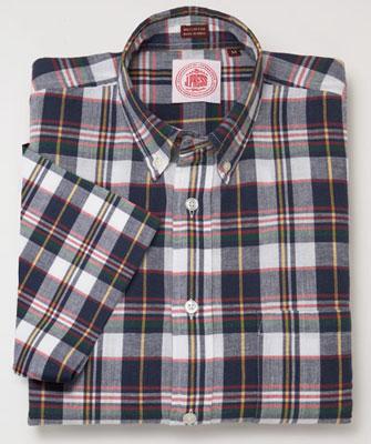 J. Press button-down shirt