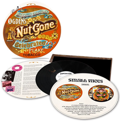 Small Faces - Ogdens Nut Gone Flake